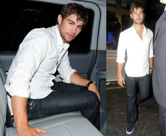 Pictures of Chace Crawford Out in London