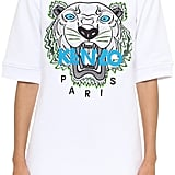 Kenzo Tiger Sweatshirt Dress ($355)