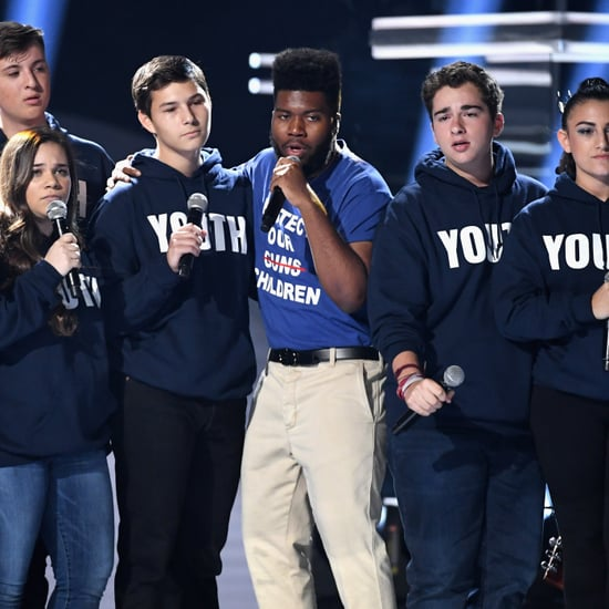 "Stoneman Douglas Show Choir ""Youth"" at 2018 Billboards Video"