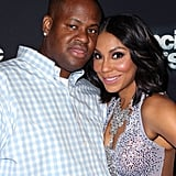 Tamar Braxton and Vincent Herbert