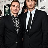 Dave Franco and Greg Sestero