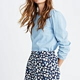 Madewell Drapey Pull-On Shorts