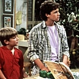 Mike and Ben Seaver From Growing Pains