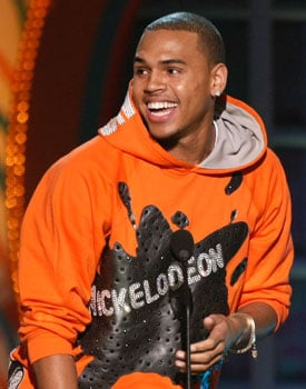 Chris Brown Withdraws His Name From Kids Choice Ballots