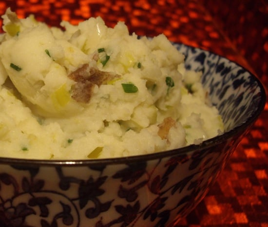 Get Your Goat ... Cheese Mashed Potatoes