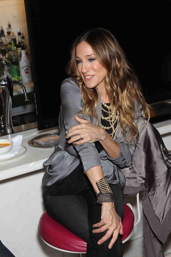 Sarah jessica parker brunette