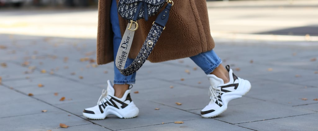How to Wear Sneakers in the Winter