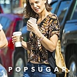 Are Katie Holmes and Jamie Foxx Engaged?