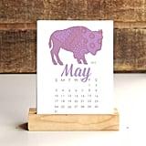 2015 Desk Calendar — Wildlife ($15)