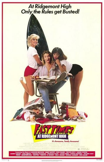 Recast Fast Times at Ridgemont High and Win a Prize!
