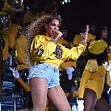 A Closer Look at Beyoncé's Shorts