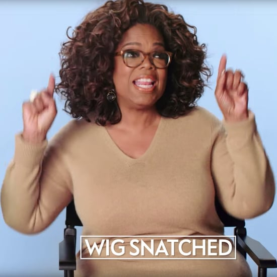 Oprah and Gayle King Slang Quiz Video