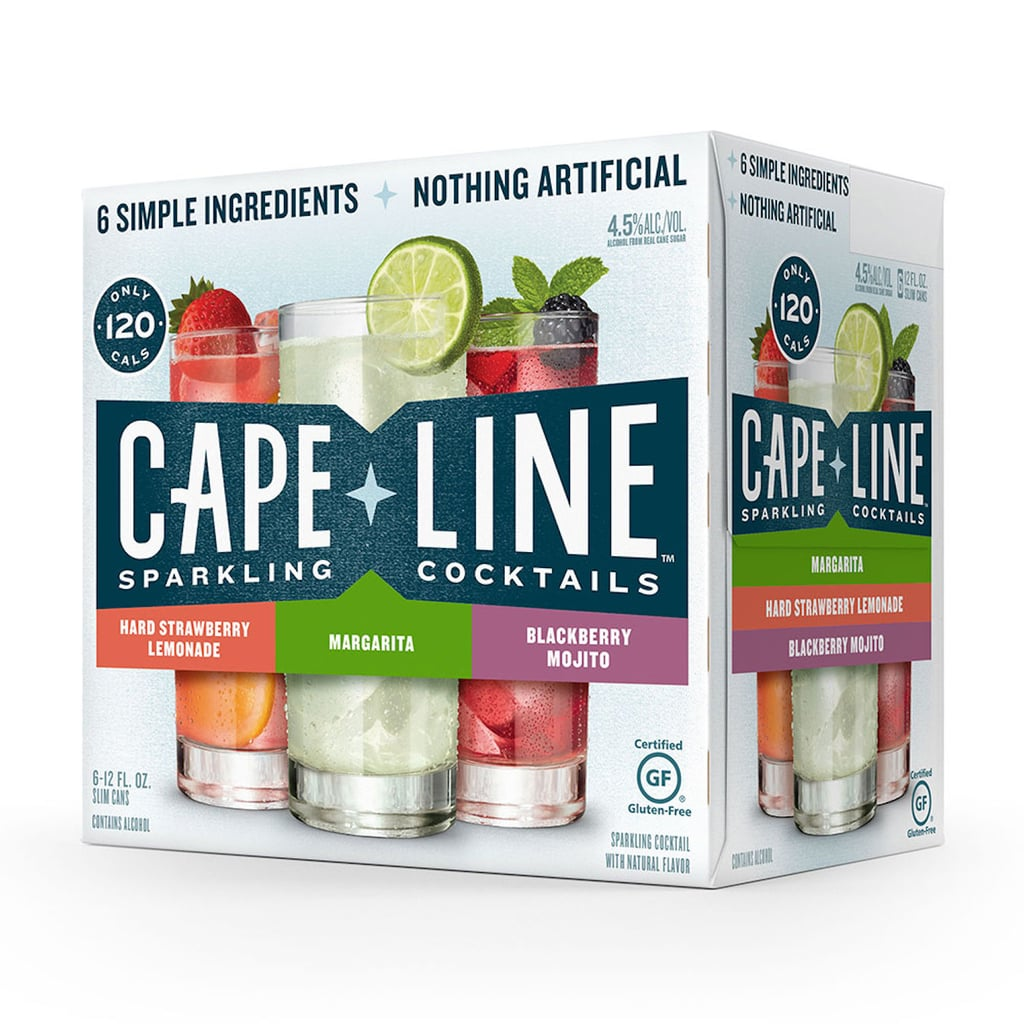 Cape Line Canned Sparkling Cocktails