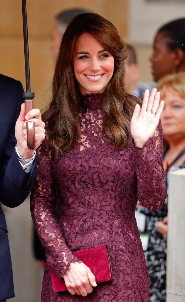 Kate Middleton Got All the Royals Hooked on This Dress Trend