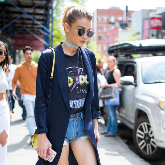 How to Dress Like Gigi Hadid at Zara
