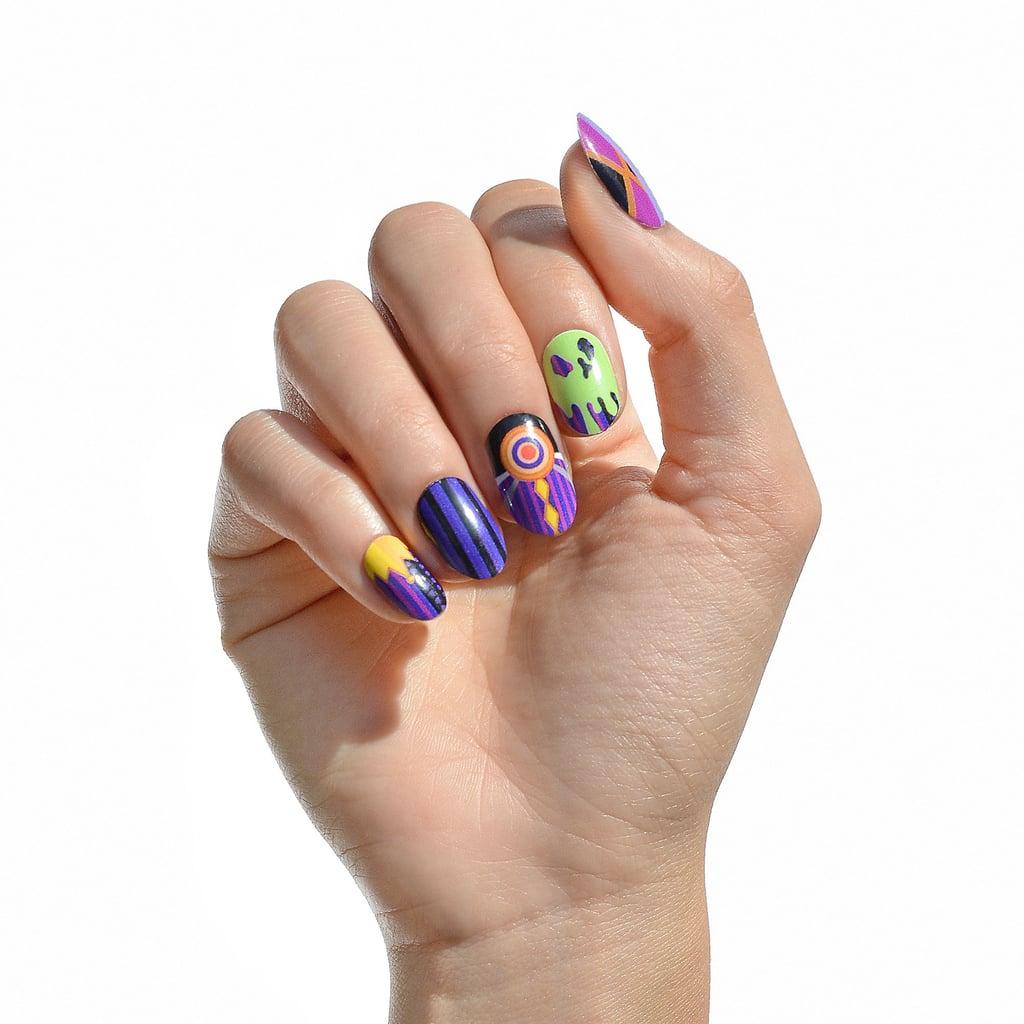 Believe in Evil Evil Queen Nail Wraps   Disney NCLA Nail Art Wraps ...