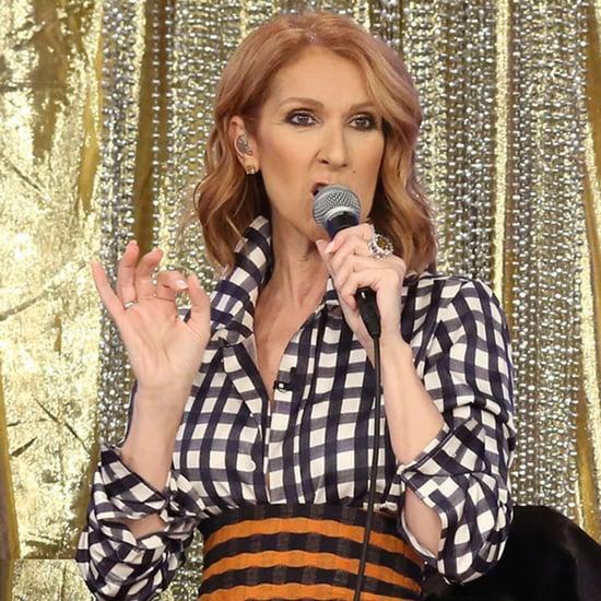 Celine Dion Rapping on The Ellen DeGeneres Show 2016