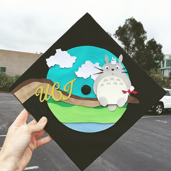 Studio Ghibli Graduation Caps
