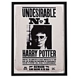 Undesirable No. 1 Framed Wall Art