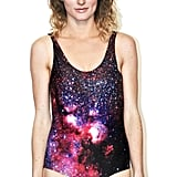 Spiderweb Galaxy Swimsuit ($120)