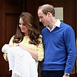 May 2015: Welcome Princess Charlotte