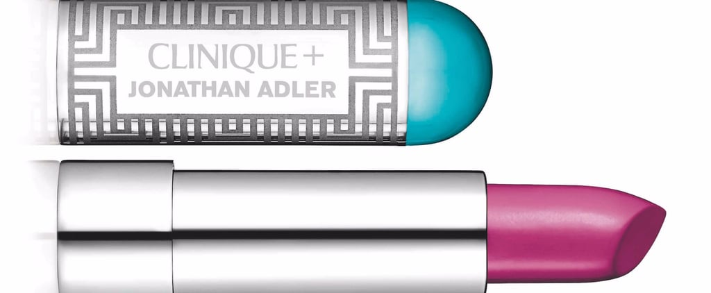 Jonathan Adler x Clinique Makeup