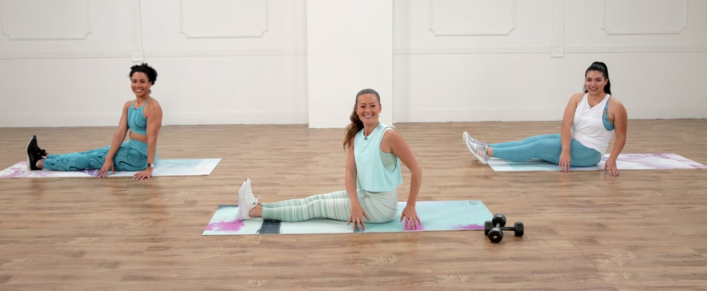 30-Minute Beginner's Workout For Posture and Alignment