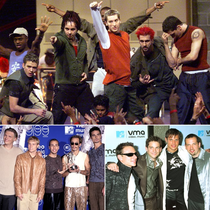 The Best Boy Band Moments at the VMAs