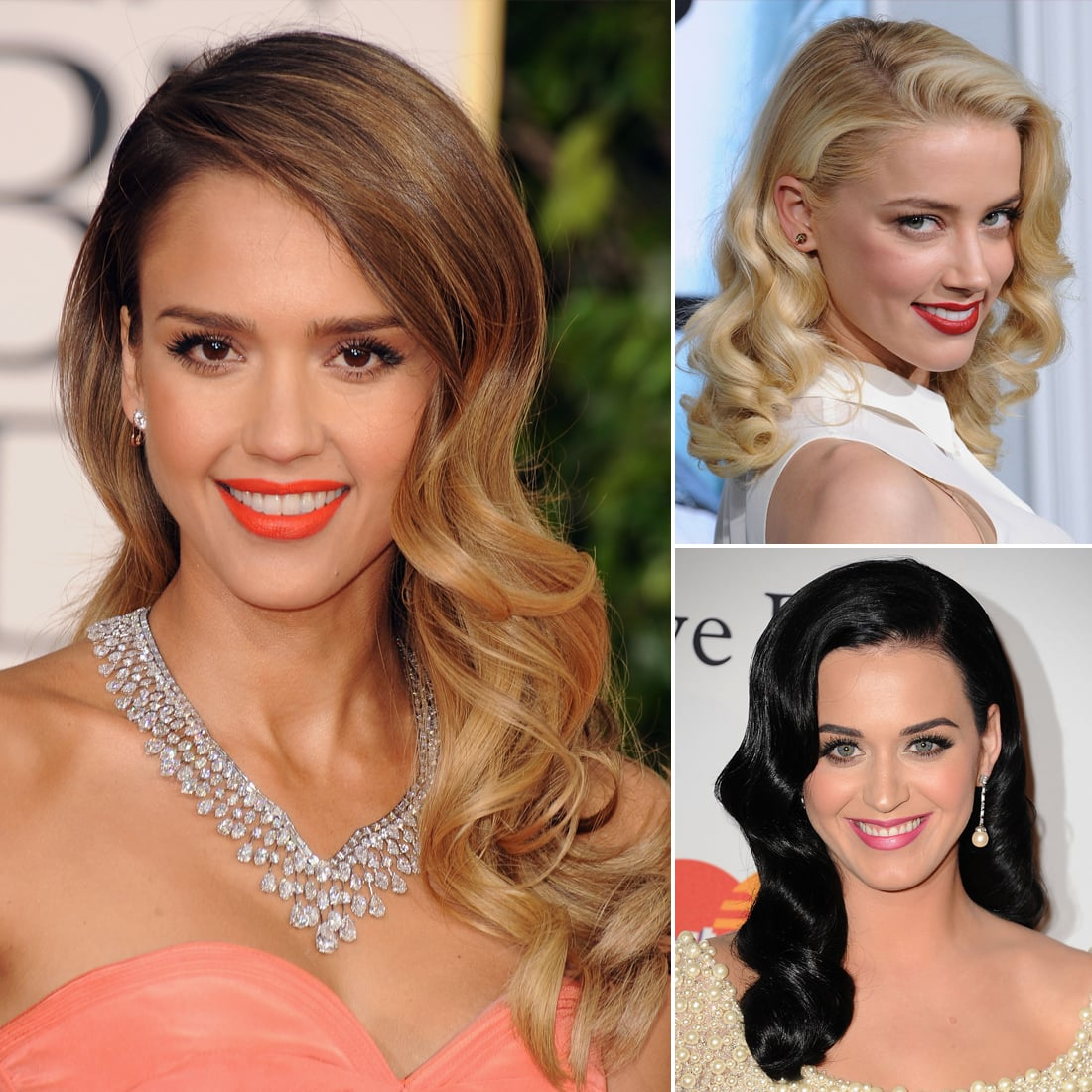 Retro Waves And Vintage Hairstyles Photos POPSUGAR Beauty UK - Classic vintage hairstyle