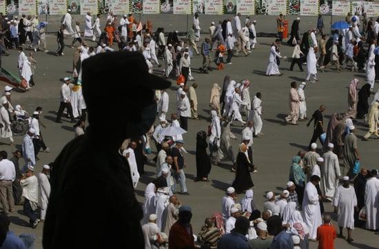Saudi Vice Patrol Gears Up For a Summer of Enforcement