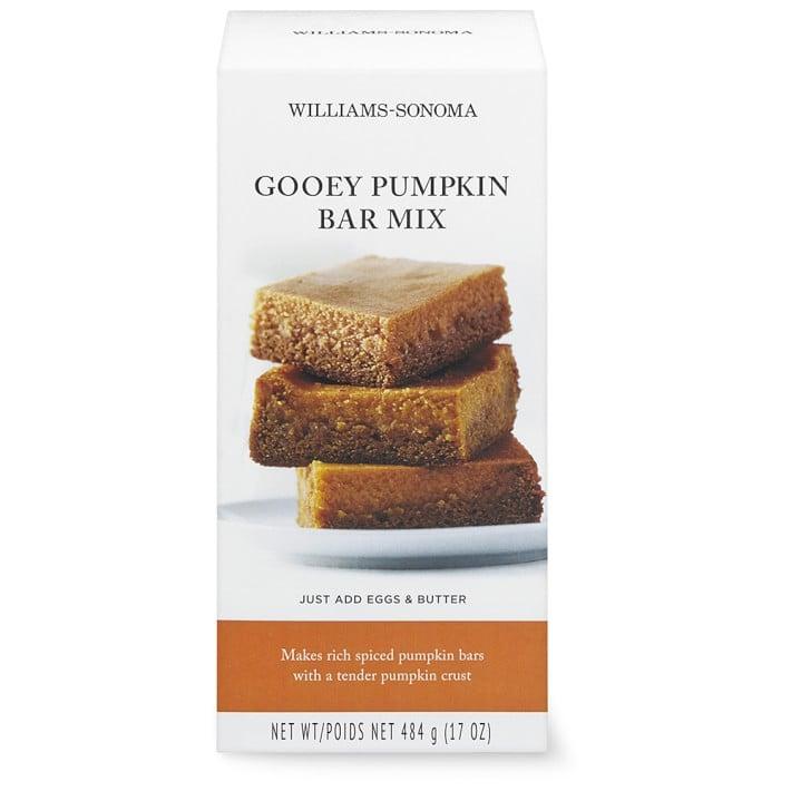 Williams-Sonoma Pumpkin Gooey Butter Bars