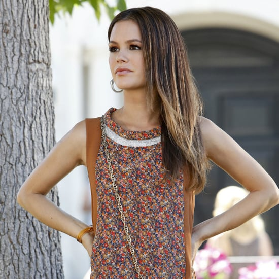 Rachel Bilson Hart of Dixie Makeup