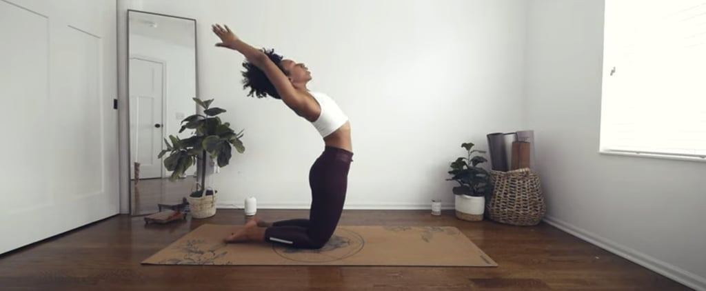 25-Minute Yoga Flow For Cramps by Arianna Elizabeth