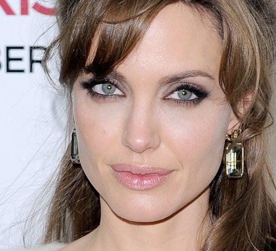Eyeliner Tips For Angelina Jolie-Style Makeup