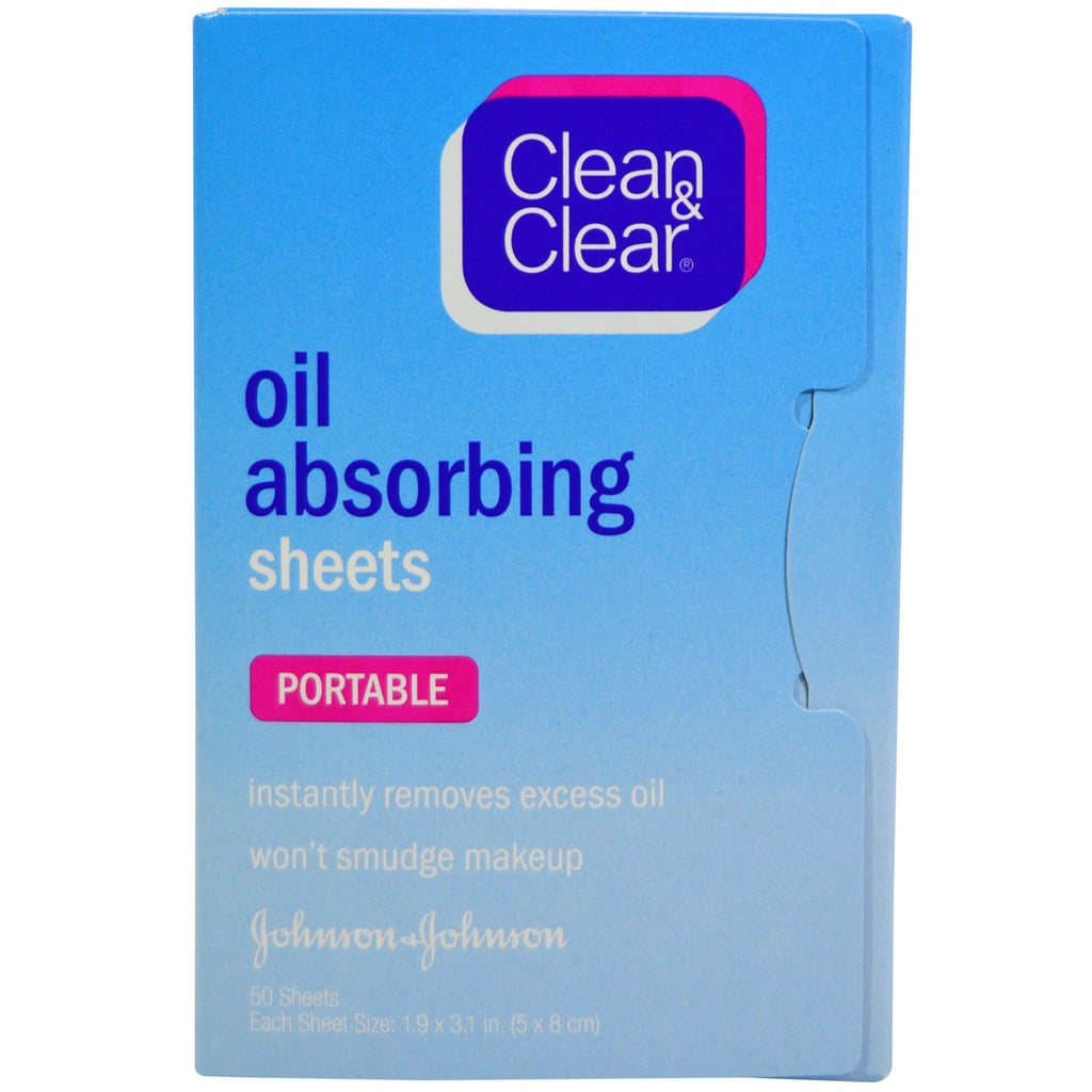 Clean & Clear Clear Touch Oil-Absorbing Sheets