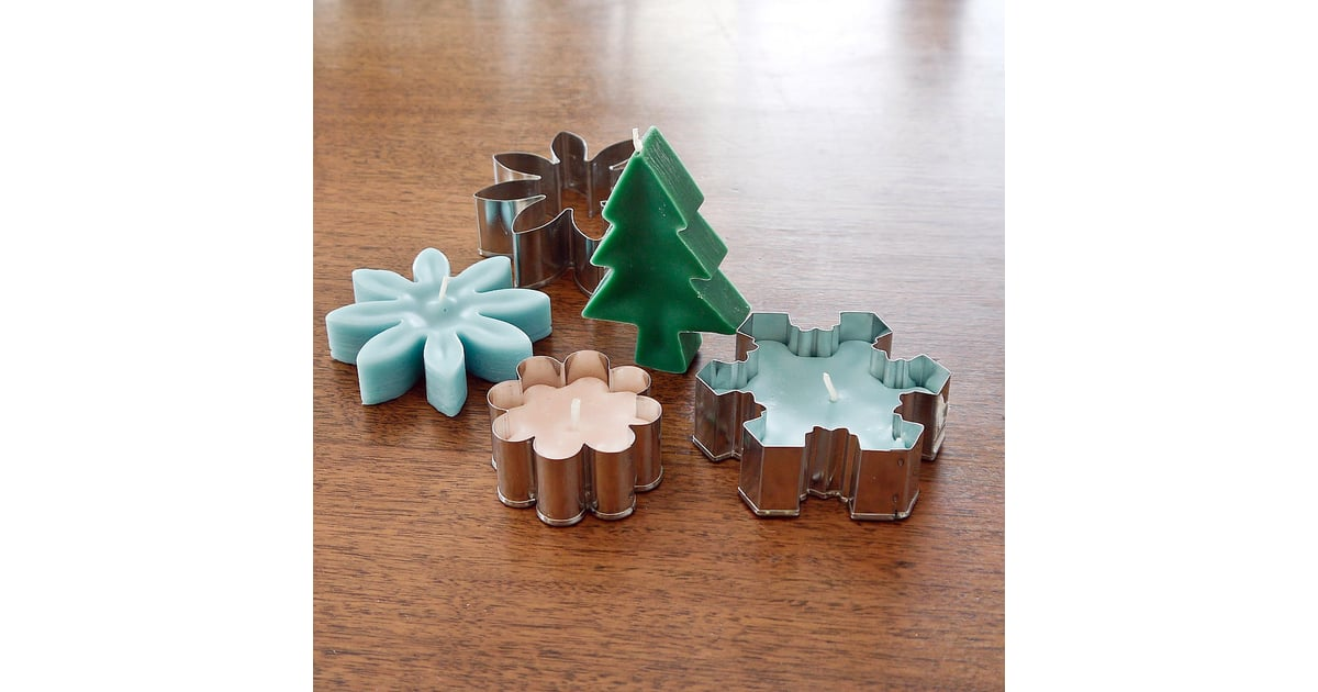 Cookie-Cutter Candles | Cool Upcycling Projects | POPSUGAR ...