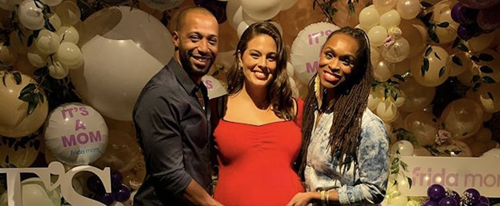 Ashley Graham Throws a Baby Shower at The Foundry in NYC