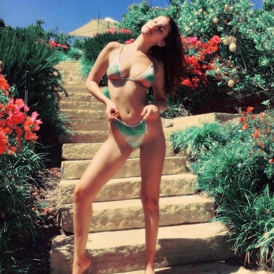 Bella Hadid Hottest Bikini Pictures