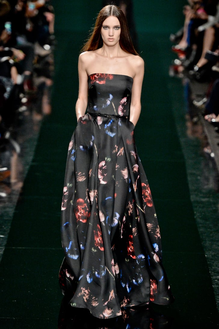 Paris Fashion Week Elie Saab Autumn
