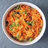 Salad With Carrots and Toasted Sesame Seeds
