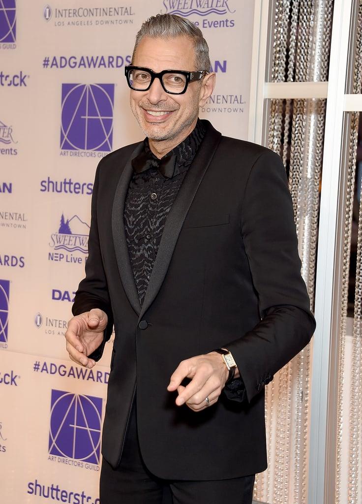 Jeff Goldblum: Oct. 22