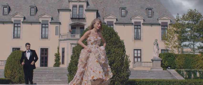 The Floral Gown