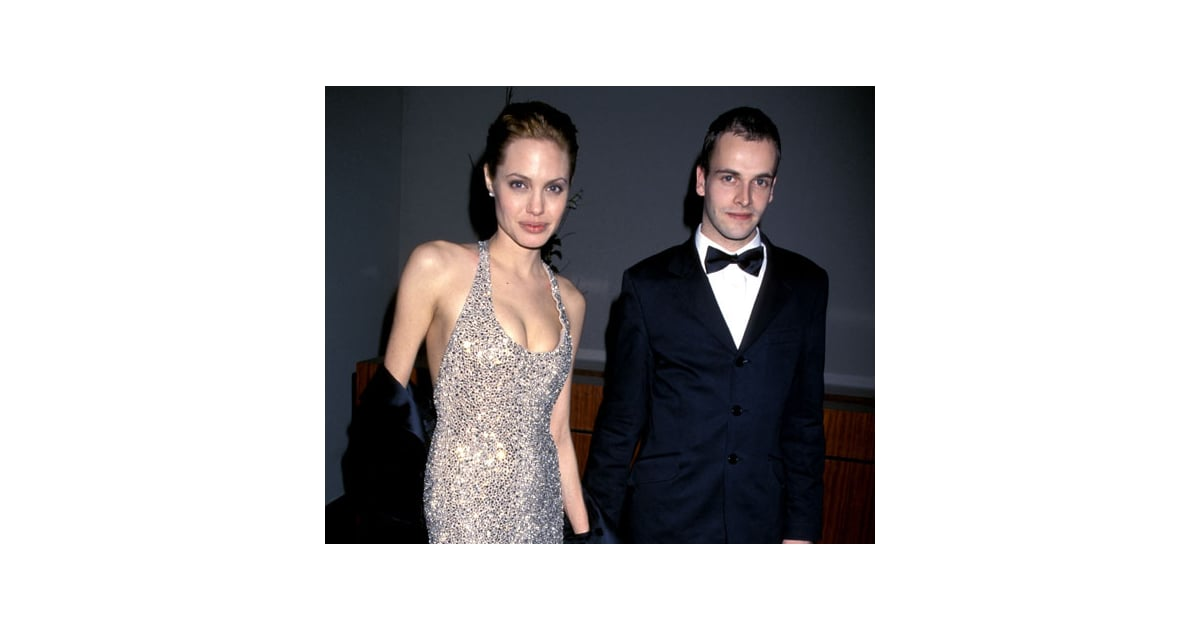Angelina Jolie Was Married To Jonny Lee Miller From 1996