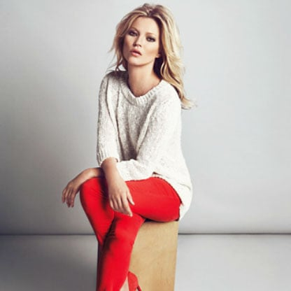Kate Moss For Mango Fall 2012