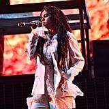 Selena Gomez in April 2019
