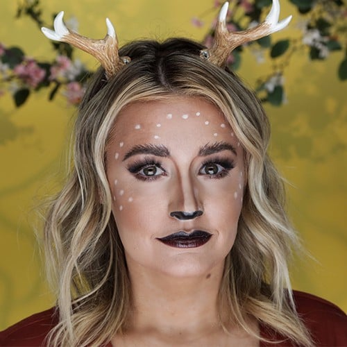 Deer Makeup Tutorial | Video