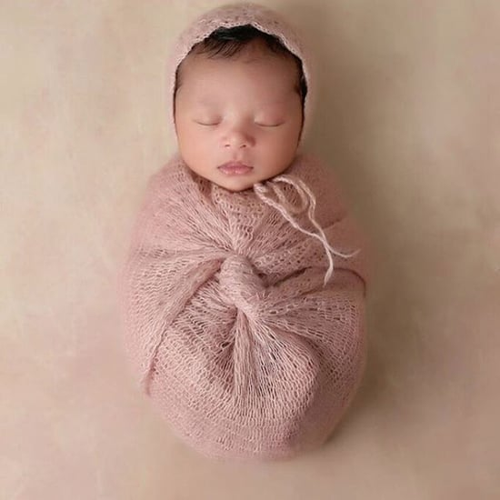 Kobe Bryant's First Photo of Daughter Bianka