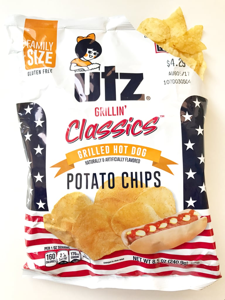 Utz Grillin' Classics in Grilled Hot Dog