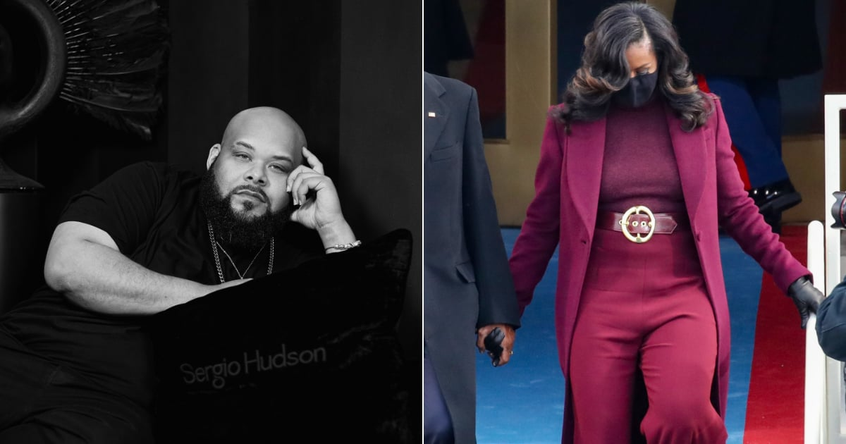 Sergio Hudson Shares a Powerful Story About the Reveal of Michelle Obama's Inaugural Outfit.jpg