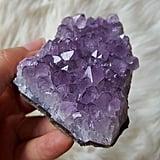 Amethyst Crystal Cluster ($12)